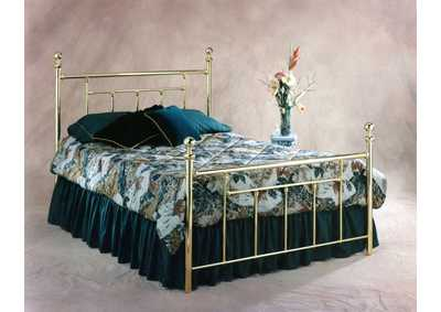 Chelsea Queen Bed w/Rails