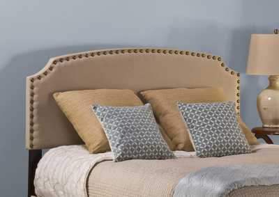Image for Lani Queen Headboard w/Frame - Cream