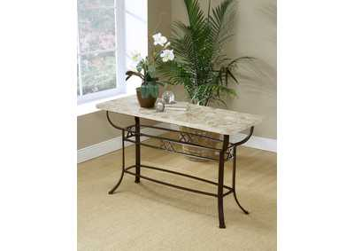 Image for Brookside Fossil Sofa Table