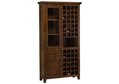 Image for Tuscan Retreat Tall Wine Storage