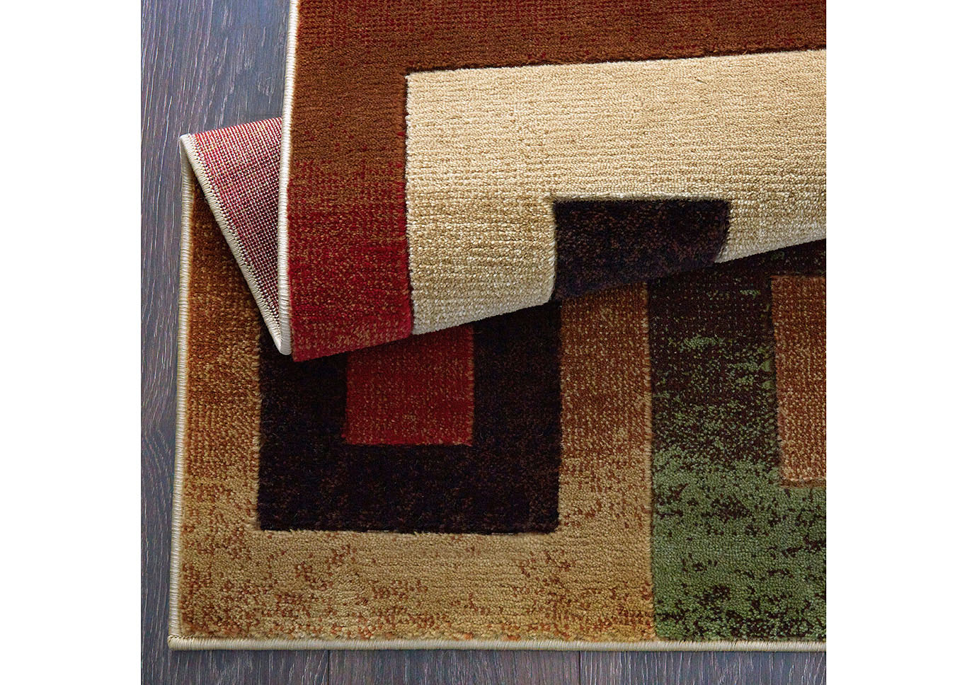 Home Dynamix Tribeca Harper Contemporary Area Rug 7'10