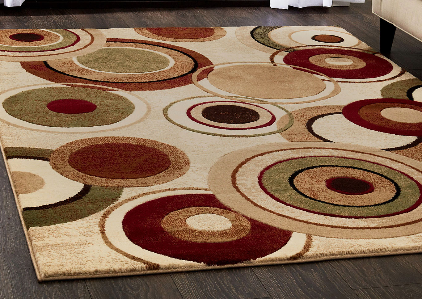 Home Dynamix Tribeca Emmitt Contemporary Area Rug 7'10