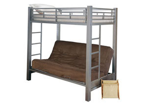 Image for Silver Bunk Bed