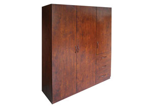 Image for Walnut Wardrobe