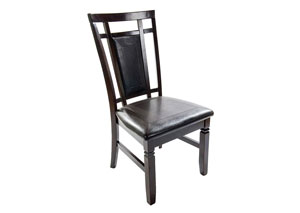 Espresso Side Chair