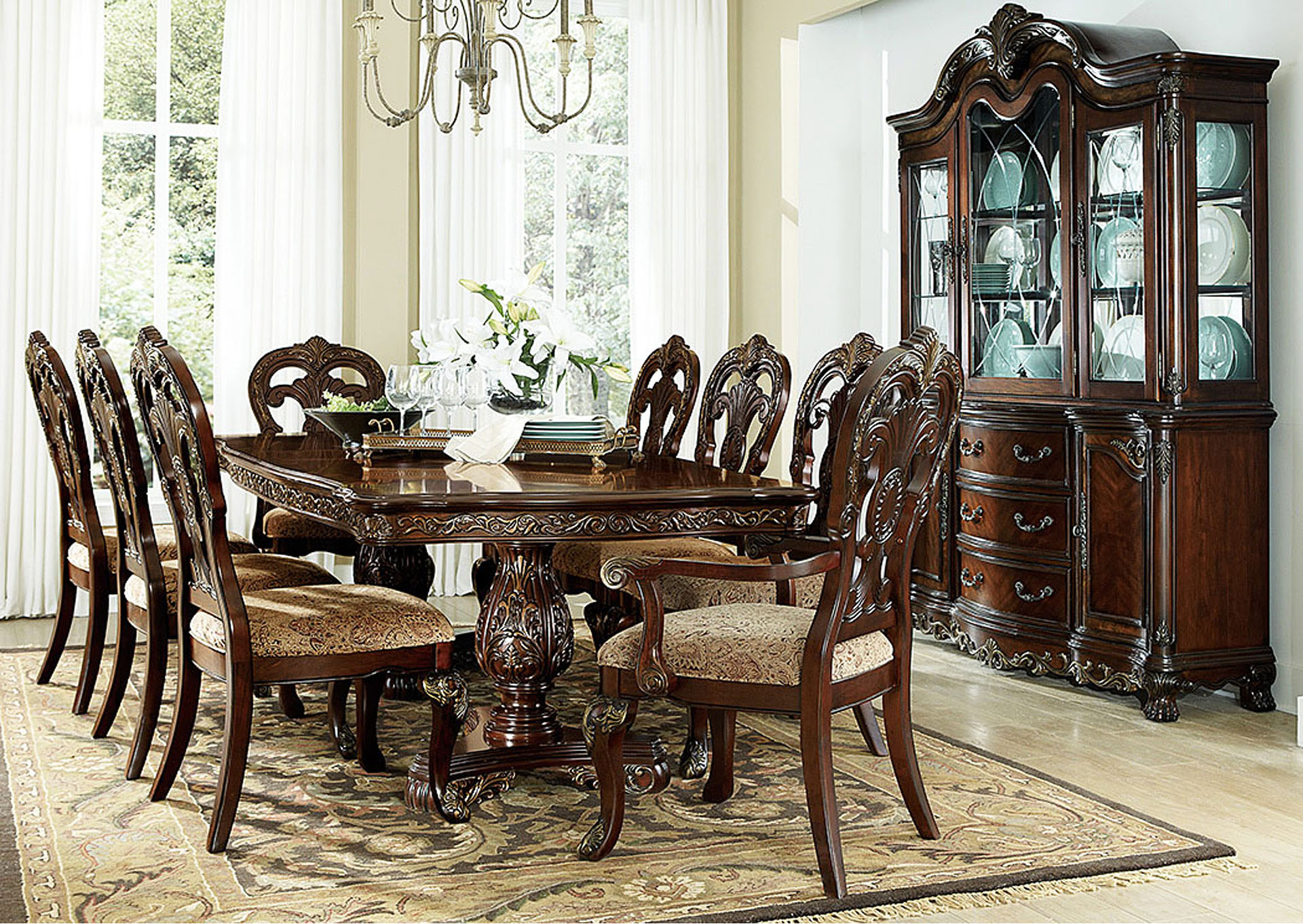 Hot Buys Furniture >> Hot Buys Furniture | Snellville, GA Deryn Park Dining