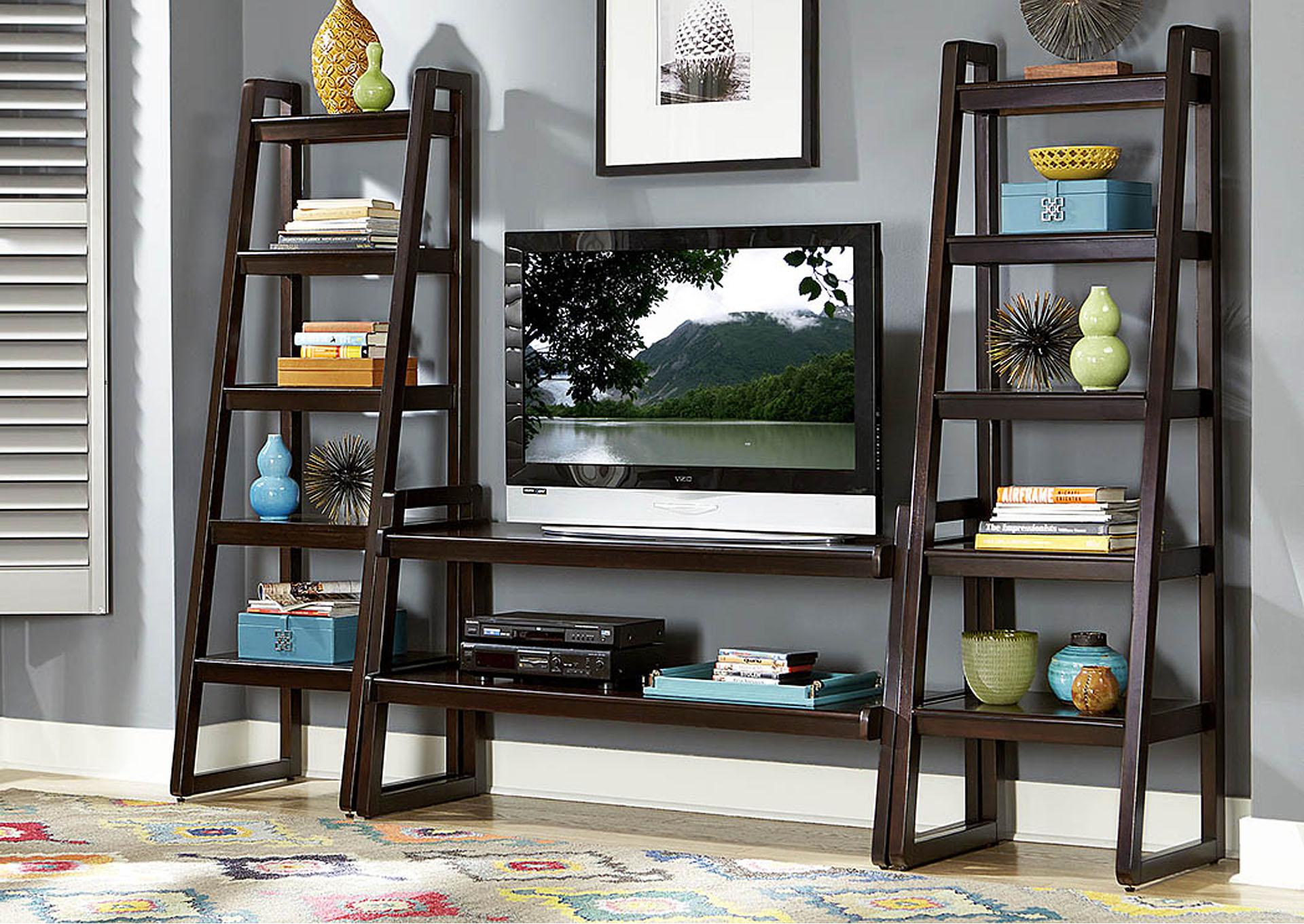 D N Furniture Scranton Pa Cora 58 Rich Espresso Tv Stand W 2