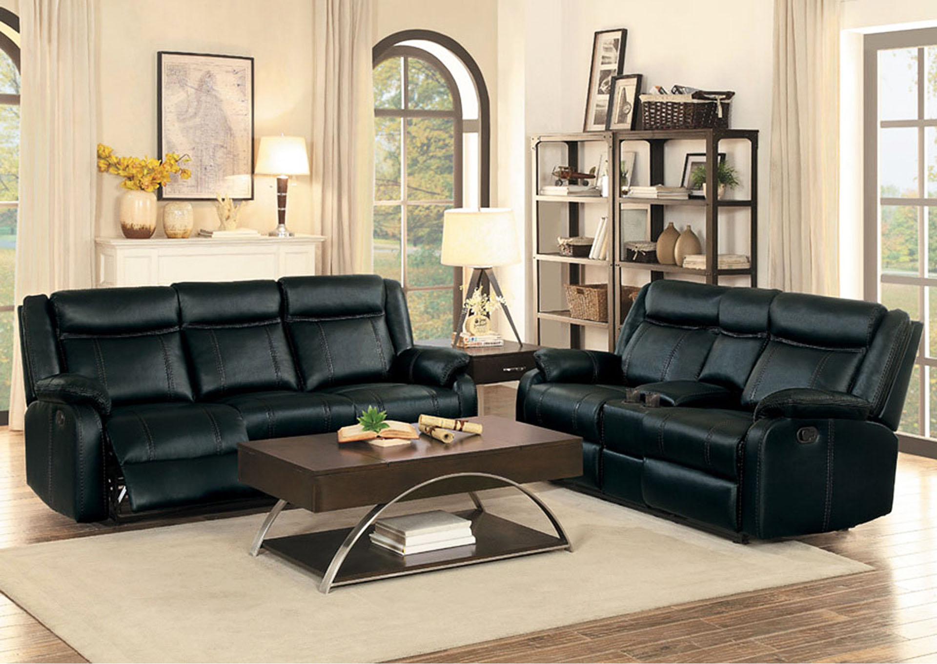 Hot Buys Furniture Snellville Ga Double Reclining Sofa W Center