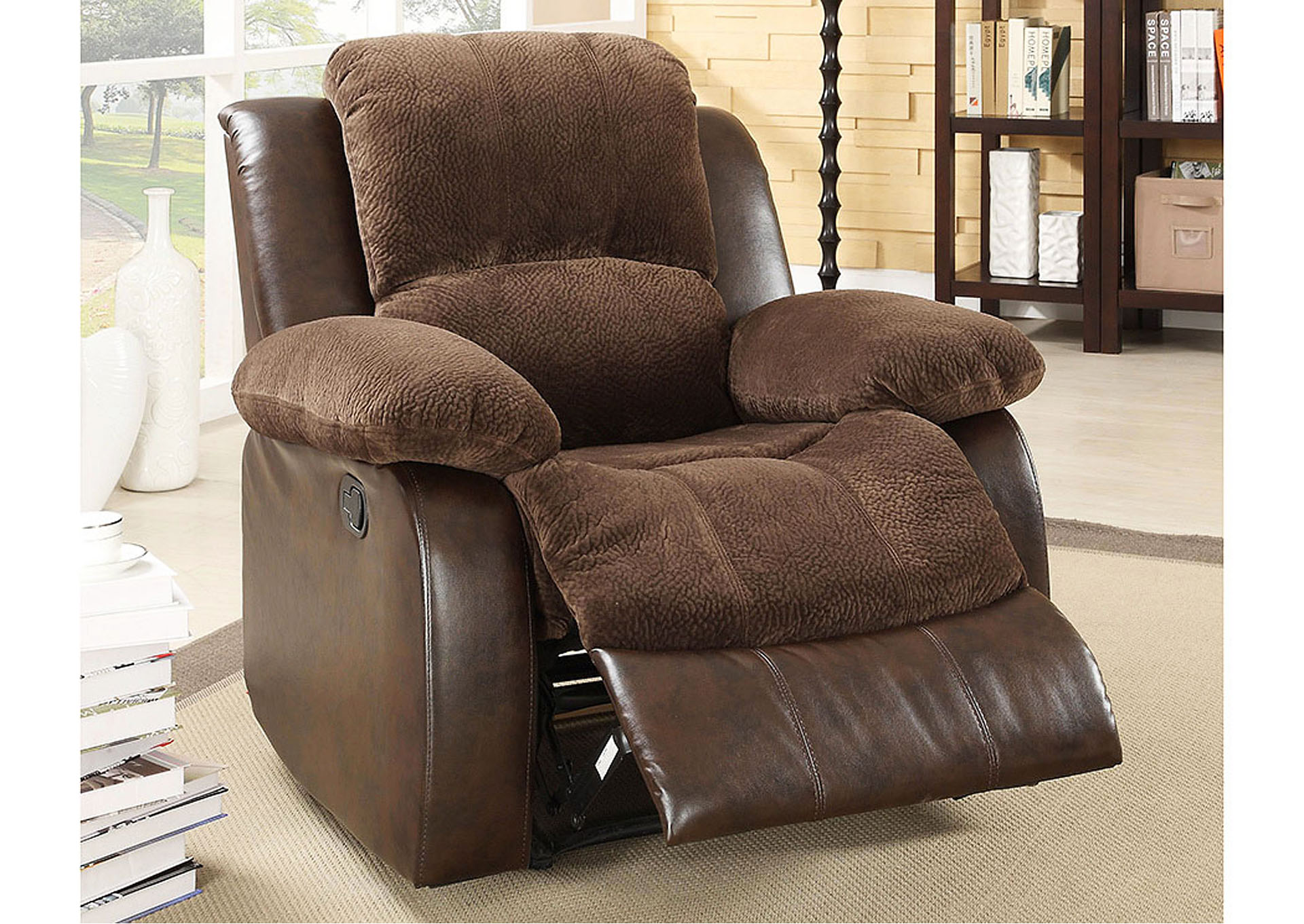 Recliner Chair,Homelegance