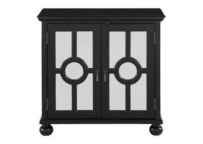 Image for Poppy Black Accent Chest