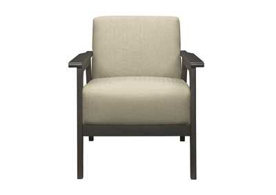 Ocala Brown Accent Chair