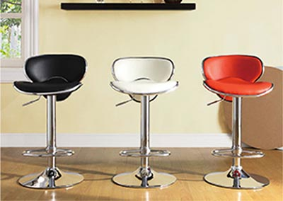Ride Airlift Black Swivel Stool