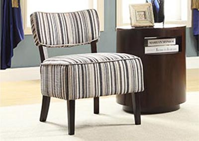 Orson Multi Color Accent Chair