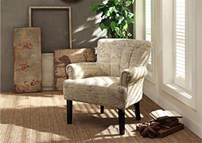 Langdale Multicolor Accent Chair
