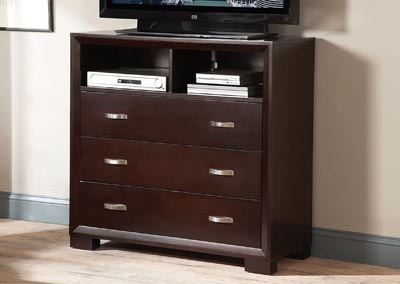 Image for Astrid Espresso TV Chest