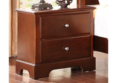 Morelle Cherry Nightstand