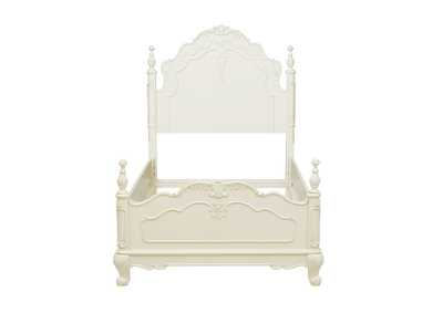 Cinderella Cherry Twin Bed