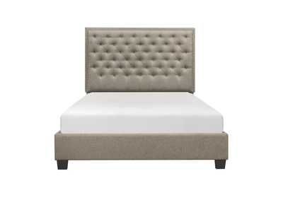 Image for Chadwick  Beige California King Bed in a Box