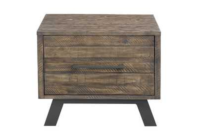 Cody Brown End Table