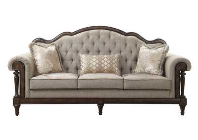 Image for Heath Court Multi-color Sofa W/ 3 Pillows