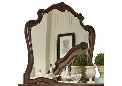 Image for Moorewood Park Brown Mirror