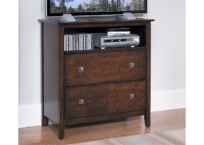 Cody Espresso TV Chest