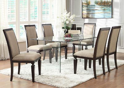 Image for Alouette 5 piece Dining Room Set