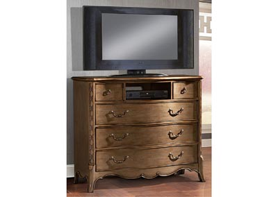 Chambord Gold TV Chest