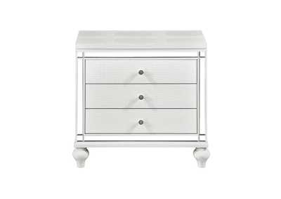 Image for Alonza White Night Stand