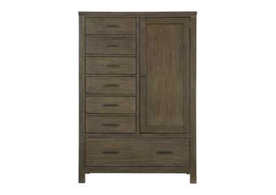 Image for Lantham  Brown Wardrobe