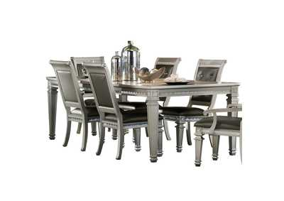 Image for Bevelle Platinum Dining Table