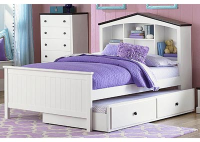 Lark Metal Trundle Bed