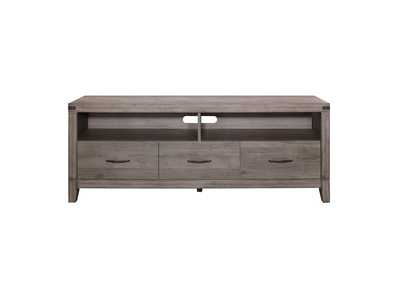 Woodrow Light Grey TV Console