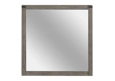 Image for Woodrow Grey Mirror