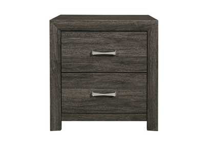 Image for Edina Black Night Stand