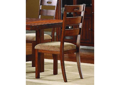 Image for Clayton Dark Oak Side Chair (Set of 2)