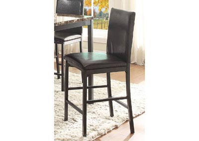 Tempe Black Counter Height Side Chair (Set of 4)