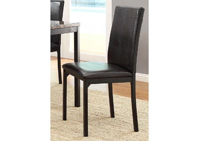 Tempe Black Side Chair (Set of 4)