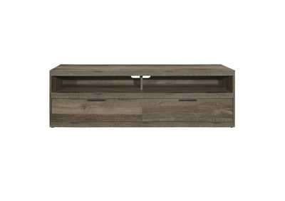 "Image for Danio Rustic Natural 64"" TV Stand"