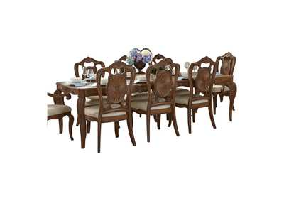 Image for Moorewood Park Brown Dining Table