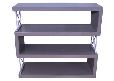 Image for Netto Light Grey Bookcase