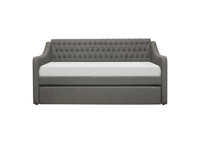 Image for LaBelle Grey Daybed W/ Trundle