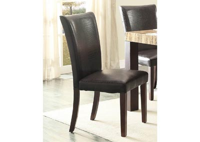 Robins Dark Cherry Side Chair