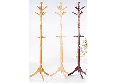 "Image for 72""  Oak Hall Tree w/Umbrella Rack"
