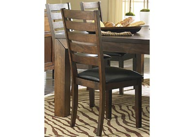 Eagleville Warm Cherry Side Chair