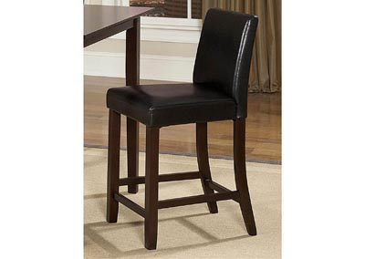 Weitzmenn Cherry Counter Height Chair