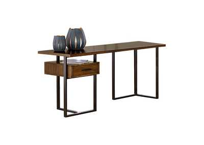 Image for Sedley Brown Return Desk W/ One Cabinet, Reversible