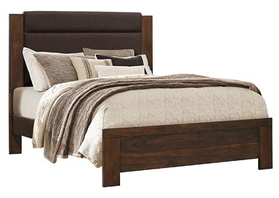 Image for Sedley Brown Eastern King Bed
