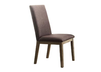 Image for Anna Claire Grey Side Chair