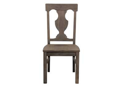 Toulon Acacia Side Chair [Set of 2]